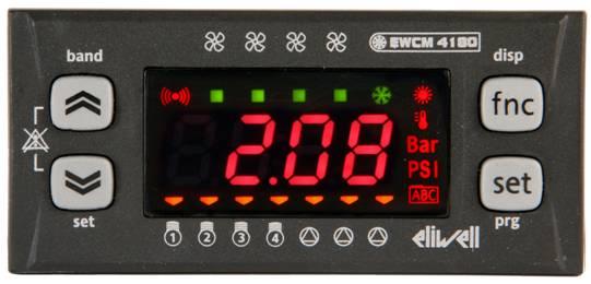 Контроллер eliwell ewcm 9100 eo13d